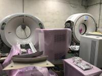 Foto TOSHIBA Aquilion 64 CT-Scanner