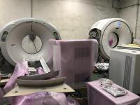 Photo TOSHIBA Aquilion 64 CT Scanner
