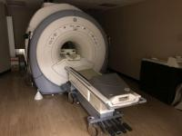 Фото GE Signa HDxt 1.5T МРТ Сканер 1