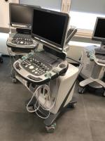 Photo SIEMENS ACUSON X700 Ultrasound Machine 2