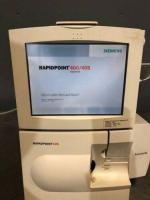 Photo BAYER RAPIDPoint 400/405 Analyseur D