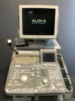 Photo ALOKA SSD-5000 Échographe - 5