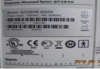 Foto SIEMENS ACUSON S2000 Ultraschallgerät 6