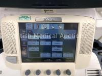 Photo GE Logiq E9 Ultrasound Machine - 3