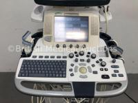 Photo GE Logiq E9 Ultrasound Machine - 4