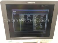 Photo TOSHIBA Aplio 300 Ultrasound Machine - 2