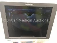 Photo TOSHIBA Aplio 300 Ultrasound Machine - 11