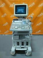 Foto Ecógrafo ALOKA SSD-5000 Para Piezas - 2