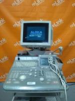 Foto Ecógrafo ALOKA SSD-5000 Para Piezas - 5