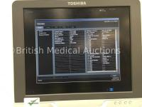 Photo TOSHIBA Aplio 300 Ultrasound Machine - 14