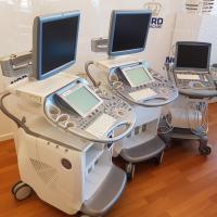 Foto GE Voluson E8 Expert Ultraschallgerät - 1