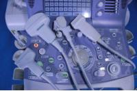 Photo Used - Good ALOKA ProSound Alpha 10 OB / GYN - Vascular Ultrasound - 6