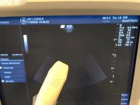 Photo GE Logiq 9 Ultrasound Machine - 7