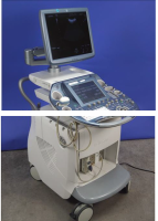Photo GE Vivid 7 Ultrasound Machine - 1
