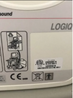 Photo GE Logiq 9 Ultrasound Machine - 3