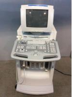 Photo Siemens Acuson Aspen Ultrasound Machine w/Acuson 4C1 Transducer, Medical - 1