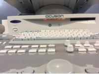Photo Siemens Acuson Aspen Ultrasound Machine w/Acuson 4C1 Transducer, Medical - 2