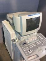 Photo Siemens Acuson Aspen Ultrasound Machine w/Acuson 4C1 Transducer, Medical - 6