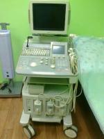 Foto Ecógrafo ALOKA SSD-5000 Usado - 1