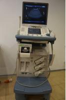 Photo TOSHIBA Xario XG (SSA-680A) Ultrasound Machine - 1