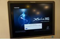 Photo TOSHIBA Xario XG (SSA-680A) Ultrasound Machine - 3