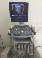 Photo SIEMENS ACUSON X300 Ultrasound Machine 1