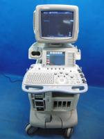 Photo GE Logiq 9 Ultrasound Machine - 1