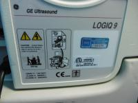 Photo GE Logiq 9 Ultrasound Machine - 7