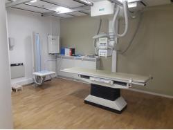 SIEMENS AXIOM Aristos MX DR Room