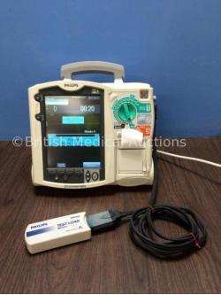 Philips Heartstart MRx Monitor / Defibrillator Including Pacer