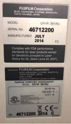 FUJI Prima CR - Bimedis - 1