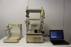 liquid chromatography lab