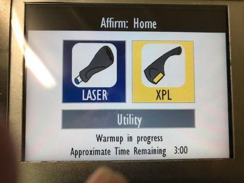 CYNOSURE Affirm Laser - Yag for sale | Bimedis (ID1034231)
