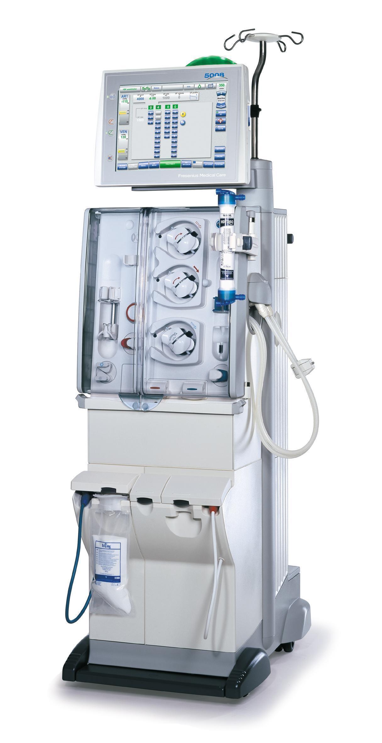 FRESENIUS 5008S Stationary Dialysis Machine