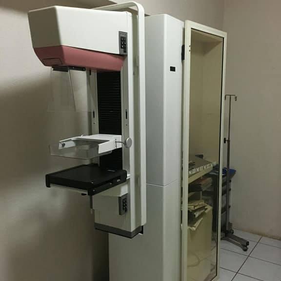 hologic mammography machine