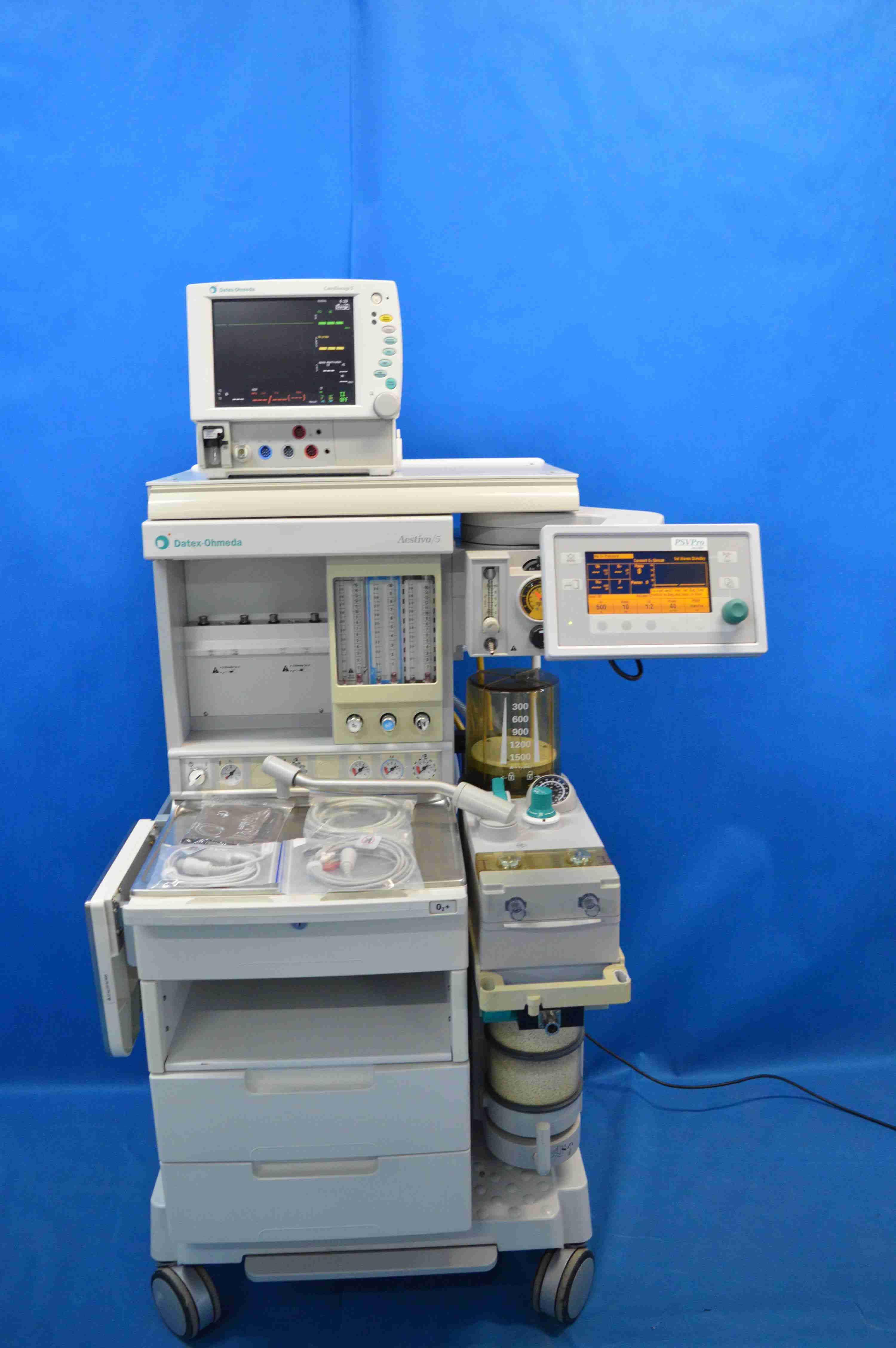 aestiva 5 anesthesia machine