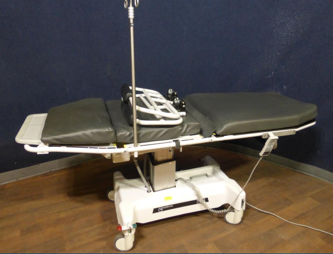 Comprar usado silla de operacion transmotion tmm4 bimedis for Sillas para quirofano