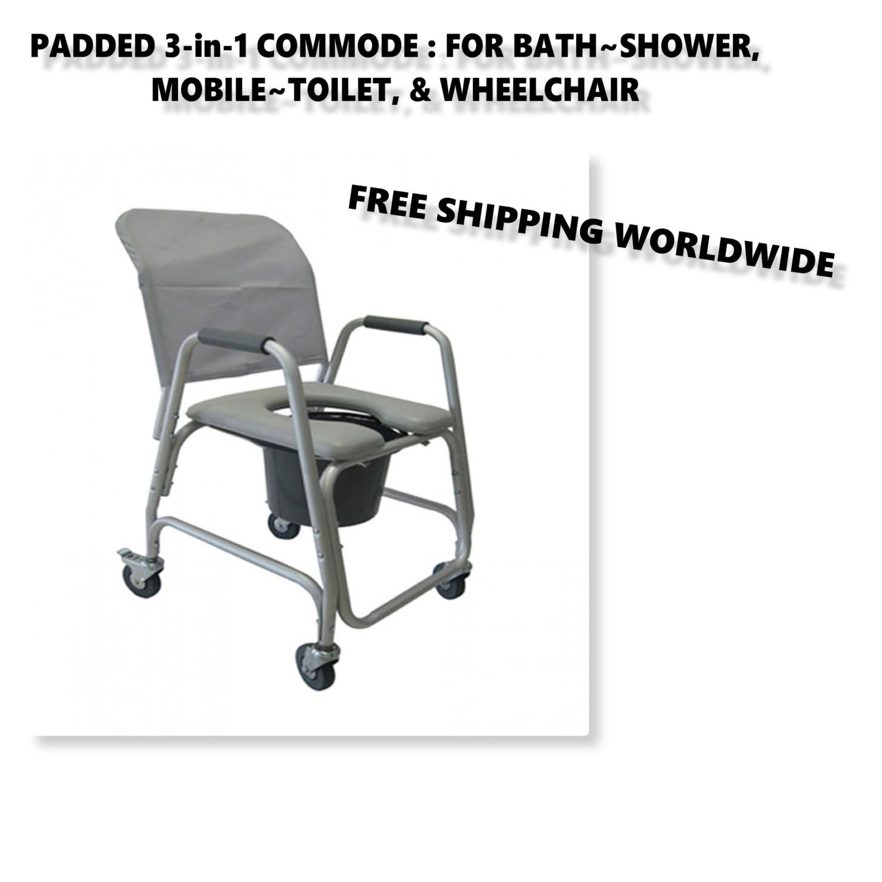 TECHNOMEDIC PADDED Wheelchair for sale | Bimedis (ID929441)