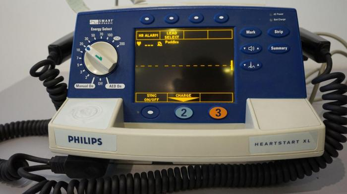 Refurbished PHILIPS HeartStart XL For Sale - Bimedis ID680825